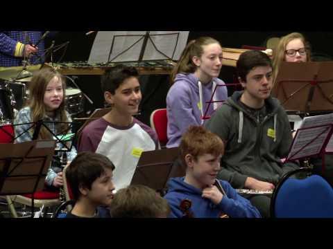 Yorchestra - York's Holiday Youth Orchestra video