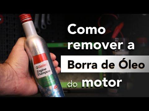 Removendo A Borra Com Engine Shampoo Da Castrol - Passo A Passo