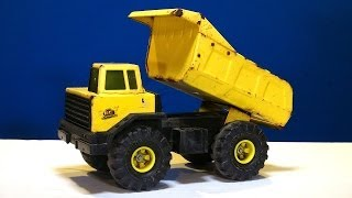RC ADVENTURES - Tonka Dump Truck RC