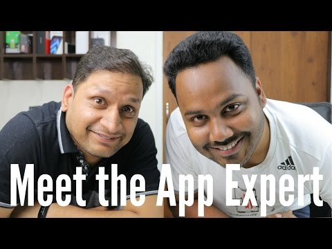 #001 Meet the Experts with Sharmaji | App Specialist | Billi4You