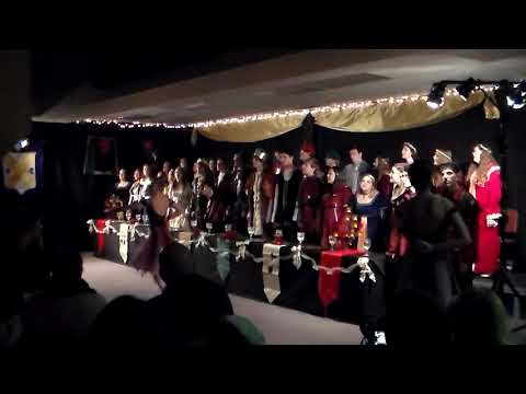 BGHS Madrigal 2017  - The Sound of Pipe and Drum