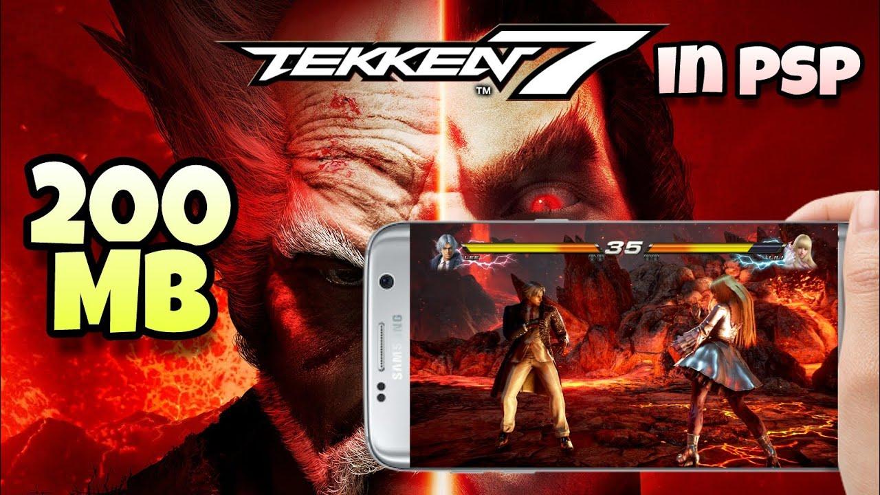 tekken 7 iso for android ppsspp