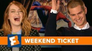 The Amazing Spider-Man 2 - Guest: Emma Stone, Andrew Garfield | Weekend Ticket | FandangoMovies