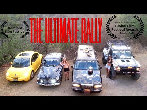 Official Trailer For The Ultimate Rally Movie Edited By Romero Chingón * Pelicula Ultimo Rally