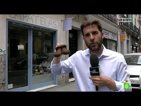 Gonzo se ha desplazado hasta el 'soviet' de Malasaña para visitar la tienda de Manuela Carmena