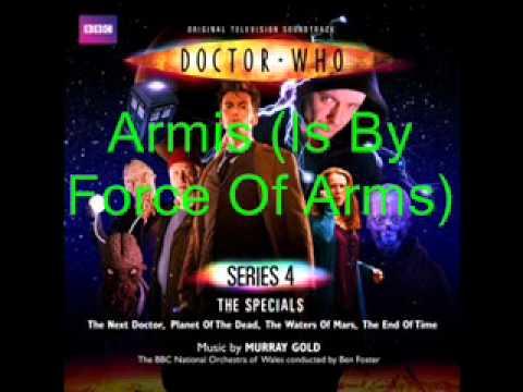 Doctor Who Specials Soundtrack-Vale Decem-Lyrics