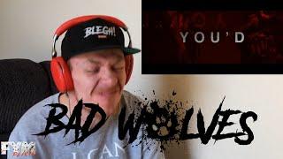 Bad Wolves - Better The Devil (Lyric Video) REACTION