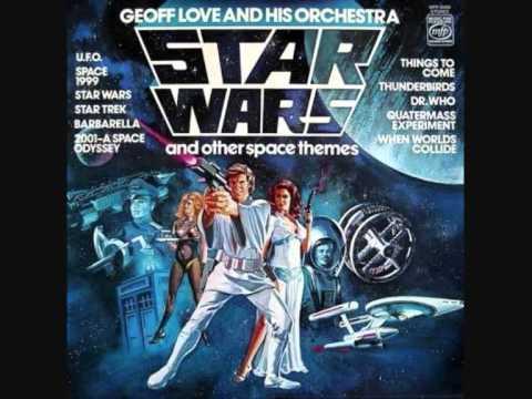 Geoff Love and His Orchestra - 2001: A Space Odyssey (Strauss: Also Sprach Zarathustra)