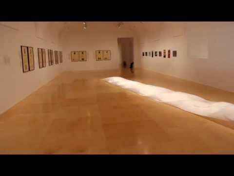 Modern Art in the Reina Sofia in Madrid