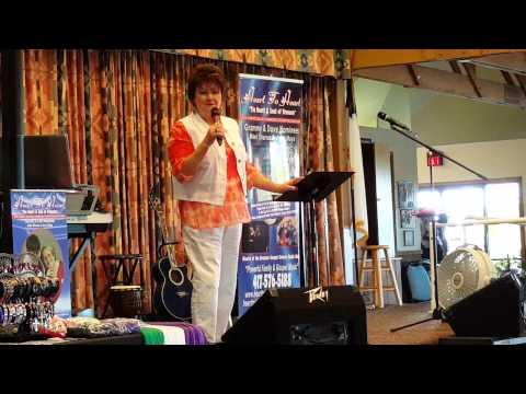 Tina Sadler - God Is God - Signature Song