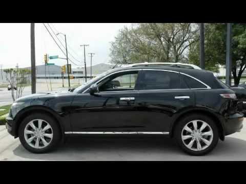 Sewell Cadillac Dallas >> 2006 Infiniti FX45 Dallas TX - YouTube