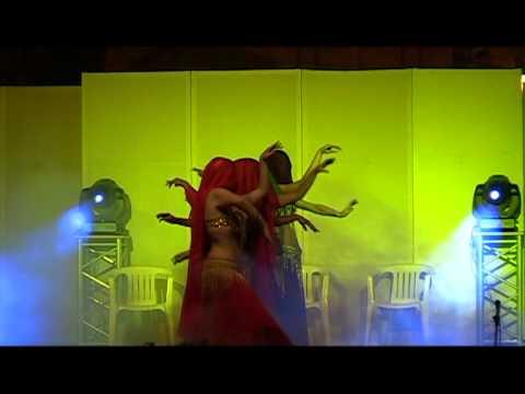 """promo spettacolo danza del ventre, belly dance show """"""""Riflessi d'Oriente"""""""
