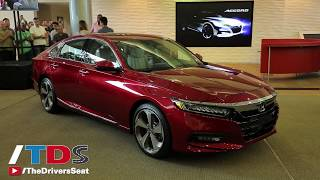 2018 Honda Accord Reveal