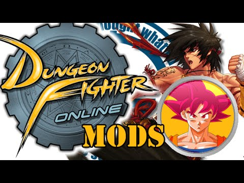 DNF (DFO) Mod Male Fighter - Son Goku