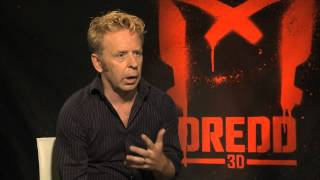 Pete Travis Of Dredd 3D At The Toronto Film Festival