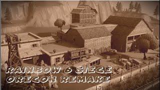 "Rainbow 6 Siege ""Oregon"" Remake on Fortnite Creative | Full Walkthrough (Fortnite Battle Royale)"
