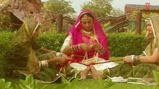 Gorband Video Song - Rajasthani Album Ghoomar - Indian Folk Songs Anuradha Paudwal