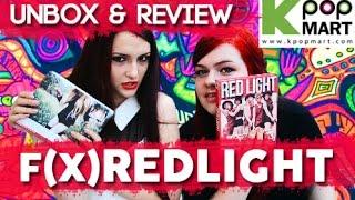 F(x) RED LIGHT - (type A&B) UNBOXING Thumbnail