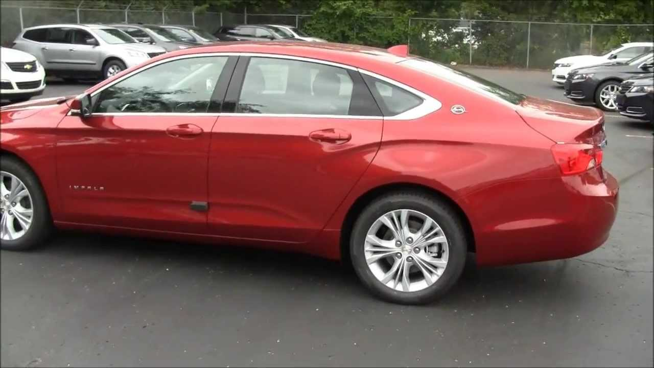 Graff Chevy >> New Cars In Flint - 2014 Chevy Impala LT | Hank Graff Davison - YouTube