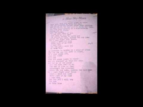 Ryan Adams ~ Blue Sky Blues