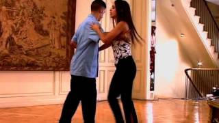 Awesome Salsa Dance Moves for Beginners - Back View