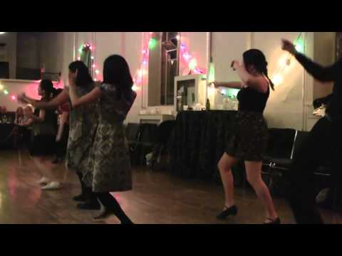 Toronto Dance Classes: Solo Vintage Jazz student performance to T'Aint What You Do