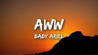 baby ariel aww lyrics