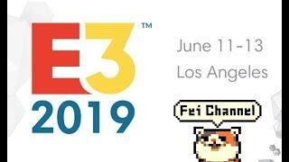 ♯51【ラジオ】E32019 気になるゲームを語る【雑談】