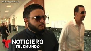 Trasladan a Larry Hernandez a otro centro de detención | Noticiero | Noticias Telemundo