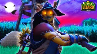 THE LEGEND OF THE FATAL FIELDS SCARECROW!!! - *NEW SKIN SEASON 6* Fortnite Short Films