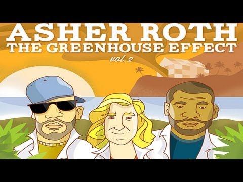 Asher Roth - Actin Up ft. Chris Brown, Justin Bieber & Rye Rye