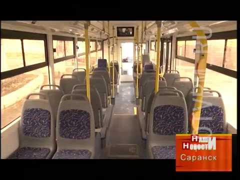 В Саранск поступили новые троллейбусы