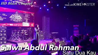 Cover images SALWA ABDUL RAHMAN   Satu Dua Kau