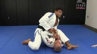 JT Torres Teaches Flying Arm Locks from Mount