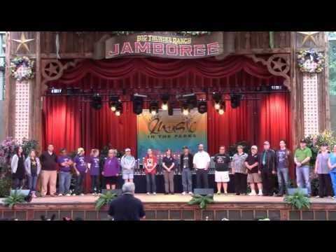 2015 Hopkins Anaheim Music in the Parks Ceremony