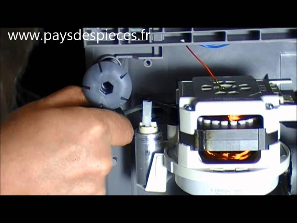 Guide vid o echangez vous m me une pompe de cyclage sur un lave vaisselle - Comment detartrer lave vaisselle ...