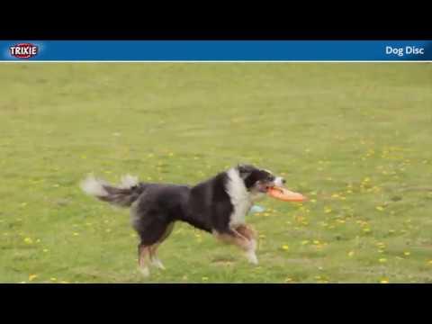 Dog Discs von TRIXIE Heimtierbedarf - Das Spielzeug für Hunde