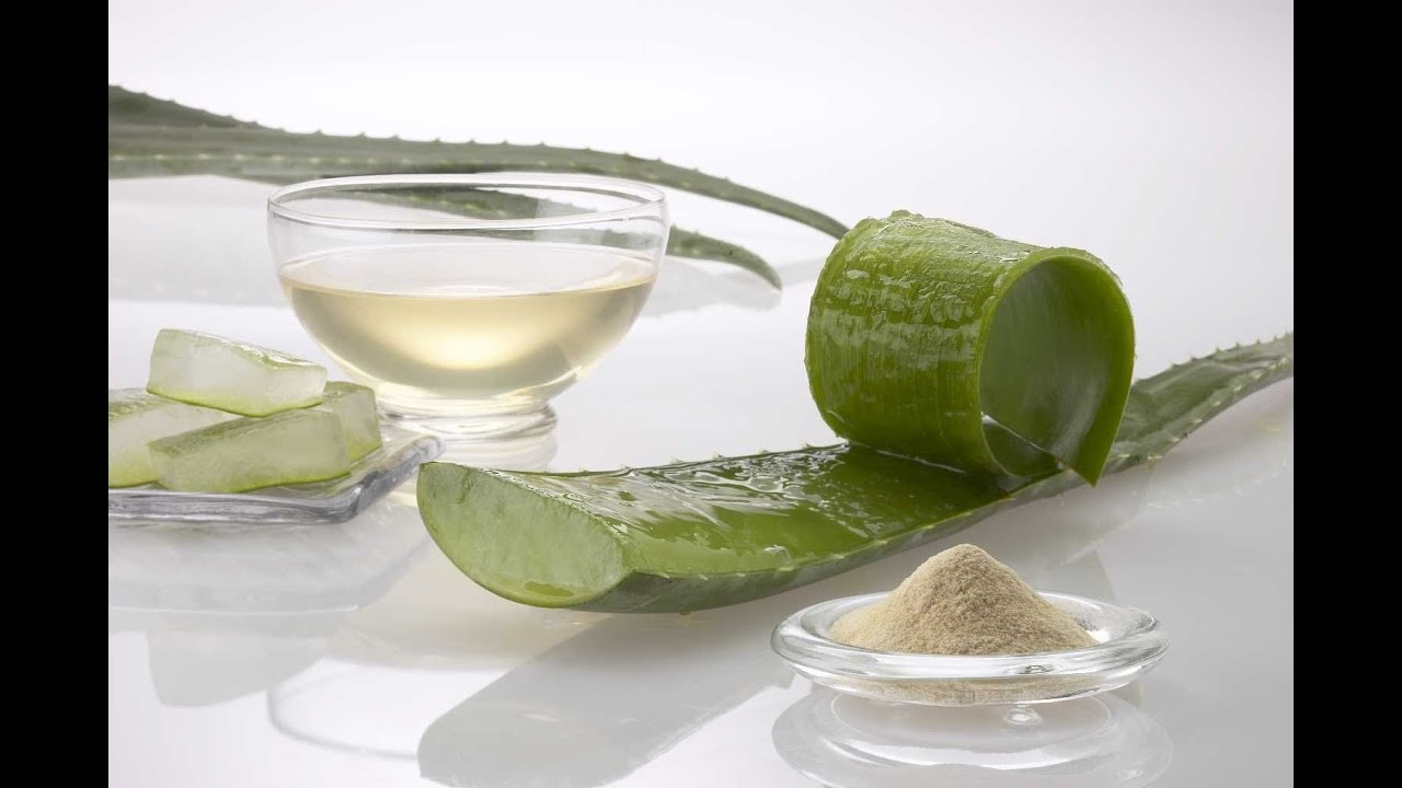 Crema Hidratante De Gel Aloe Vera Natural Youtube