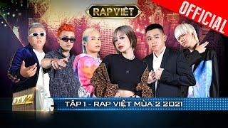 Rap Việt Mùa 2 Tập 1 Full HD
