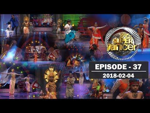 Hiru Super Dancer   Episode 37   2018-02-04