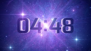 Awesome Galaxy Countdown HD by Motion Worship
