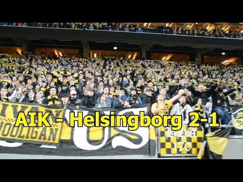 AIK - Helsingborgs IF 2-1  (2013-11-03) Säsongsavslutning - HD