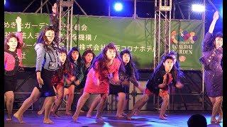 登美丘高校ダンス部OG バブリーダンス 2018.8.25 アカネキカク/Tomioka Dance Club