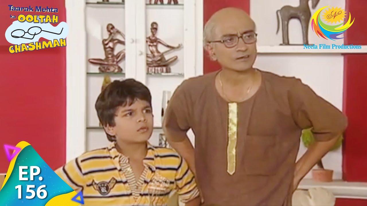 Download Taarak Mehta Ka Ooltah Chashmah - Episode 156 - Full Episode