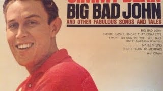 "Jimmy Dean - ""Big Bad John"" full album (1961)"
