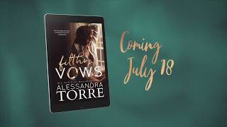 Book Trailer - Filthy Vows