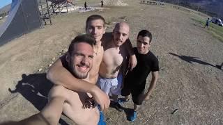 GoProHero TEST 1080p 30FPS - Legion Run Athens 2017 - LIFEGUARD HELLAS