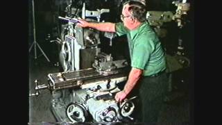 Machine Technology IV lesson 8 Use of Face Milling Cutter on the Horizontal Mill