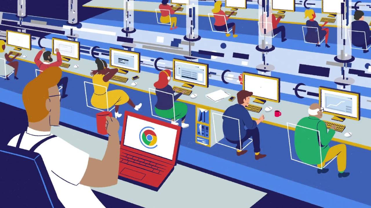 Chrome browser for your business