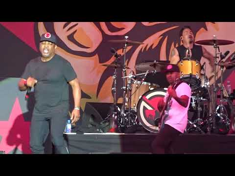 Abby - Fan Shreds on Stage with Prophets of Rage